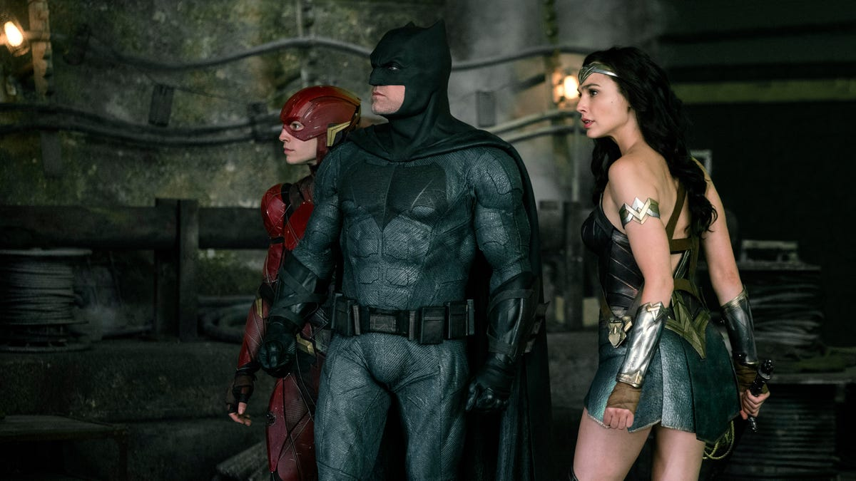 "DC is dialing back the ""shared"" part of its shared cinematic universe"