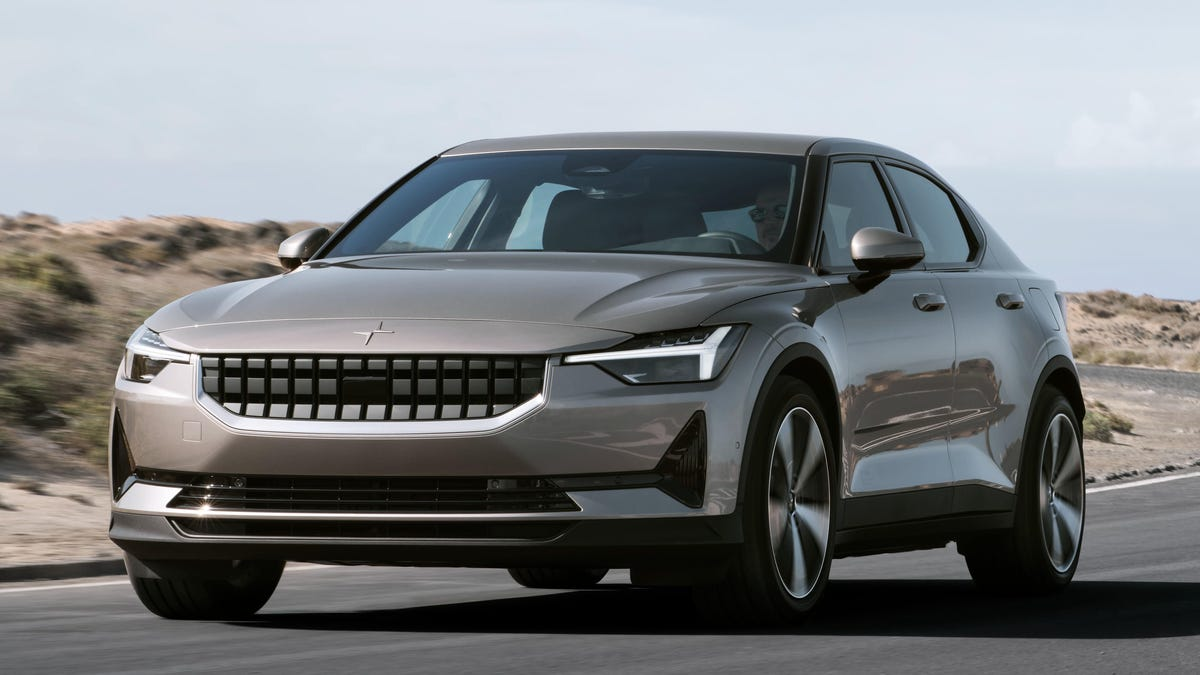 Polestar Is Trying To Do Something About Price