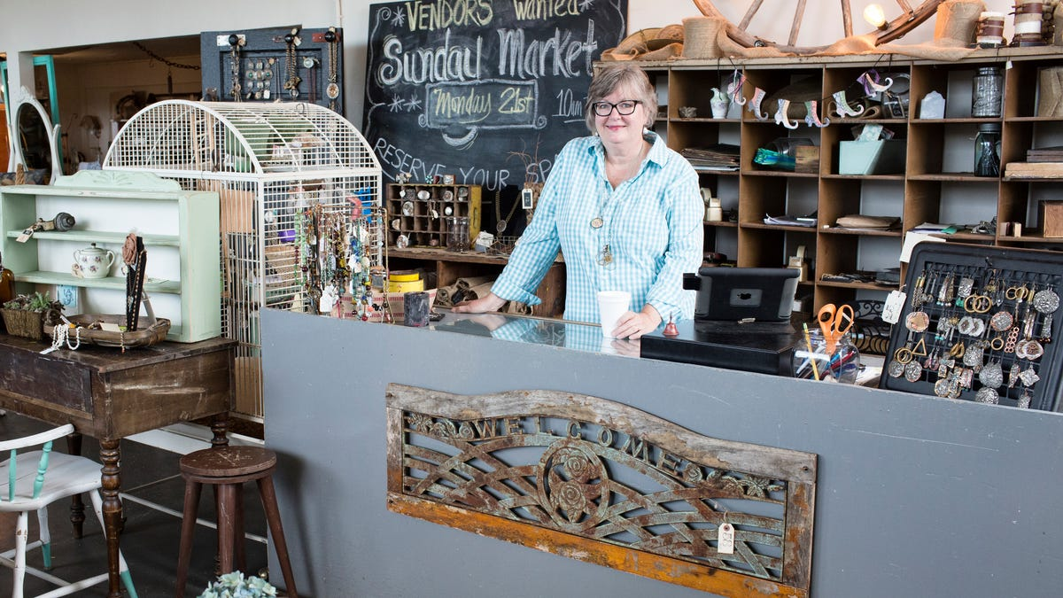 Antiques Shop Owner Only Thousands Of Sales Away From Avoiding Bankruptcy