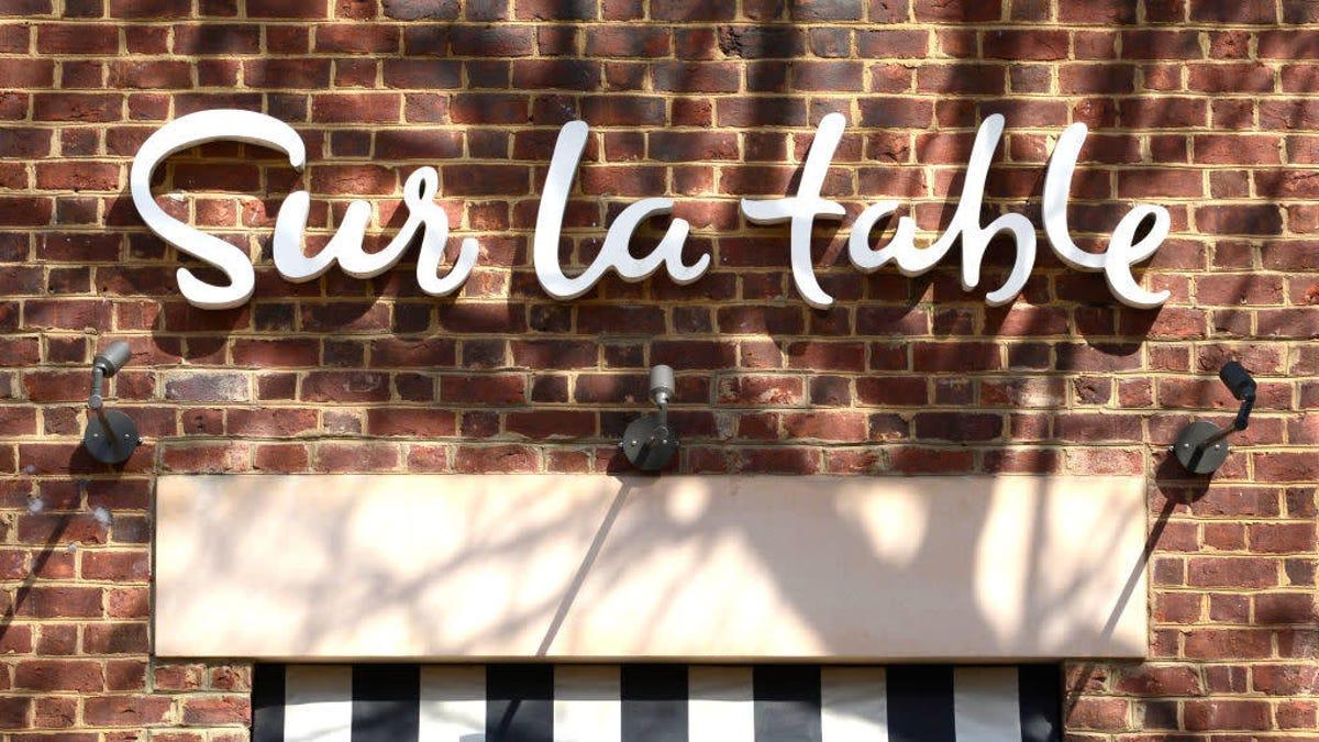 Sur La Table bankruptcy means big liquidation sales