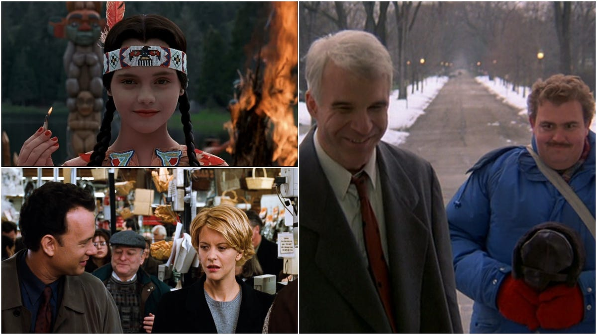 The best Thanksgiving movies to stream in November 2020