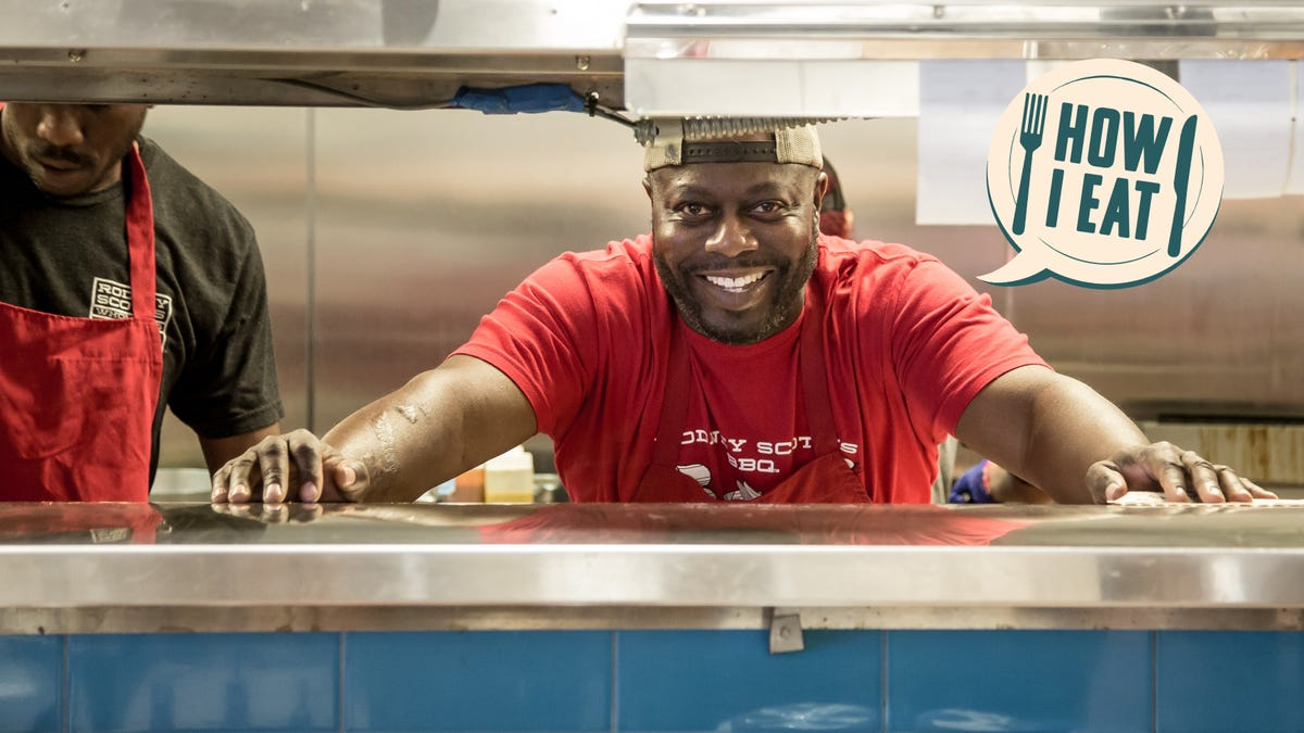 I'm Chef and Pitmaster Rodney Scott, and This Is How I Eat