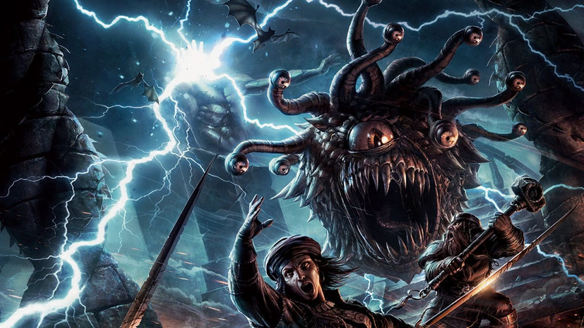Tips For Playing Dungeons & Dragons When You Have Social Anxiety