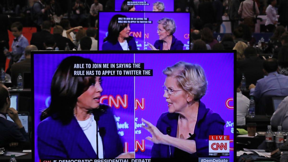 Post-Debate Analysis: Kamala Harris Did a Good Thing and Elizabeth Warren Held It Down