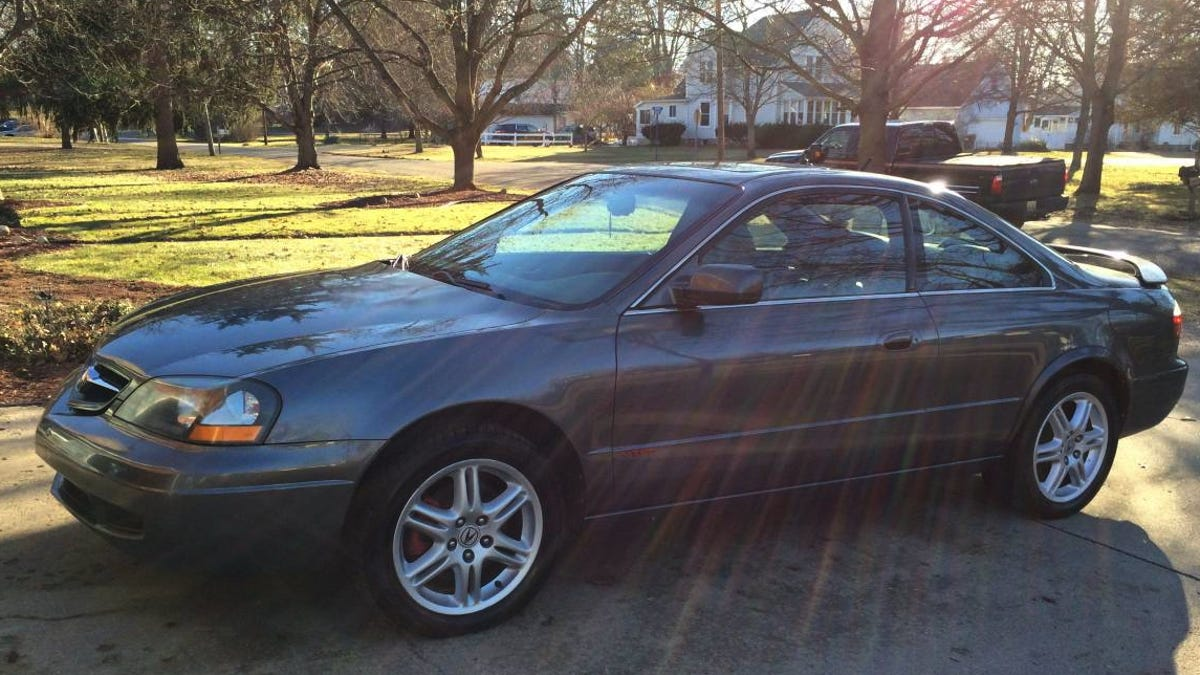 Could There Still Be 3 000 Worth Of Life Left In This 2003 Acura Cl Type S
