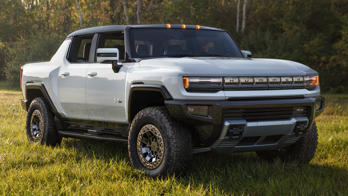 The Hummer EV Almost Brought Back The Avalanche's Midgate