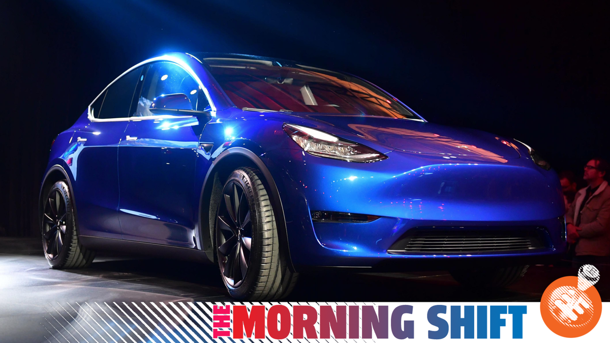 Jalopnik's Morning Shift - cover