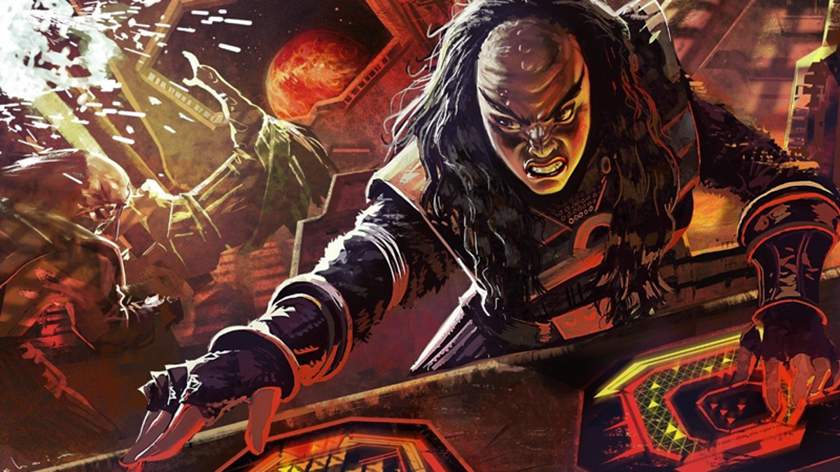 The Star Trek Roleplaying Game Is Getting a Whole New Rulebook Just for Playing as the Klingons
