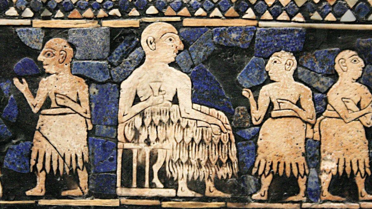 El chiste más antiguo de la historia mezcla mujeres y pedos