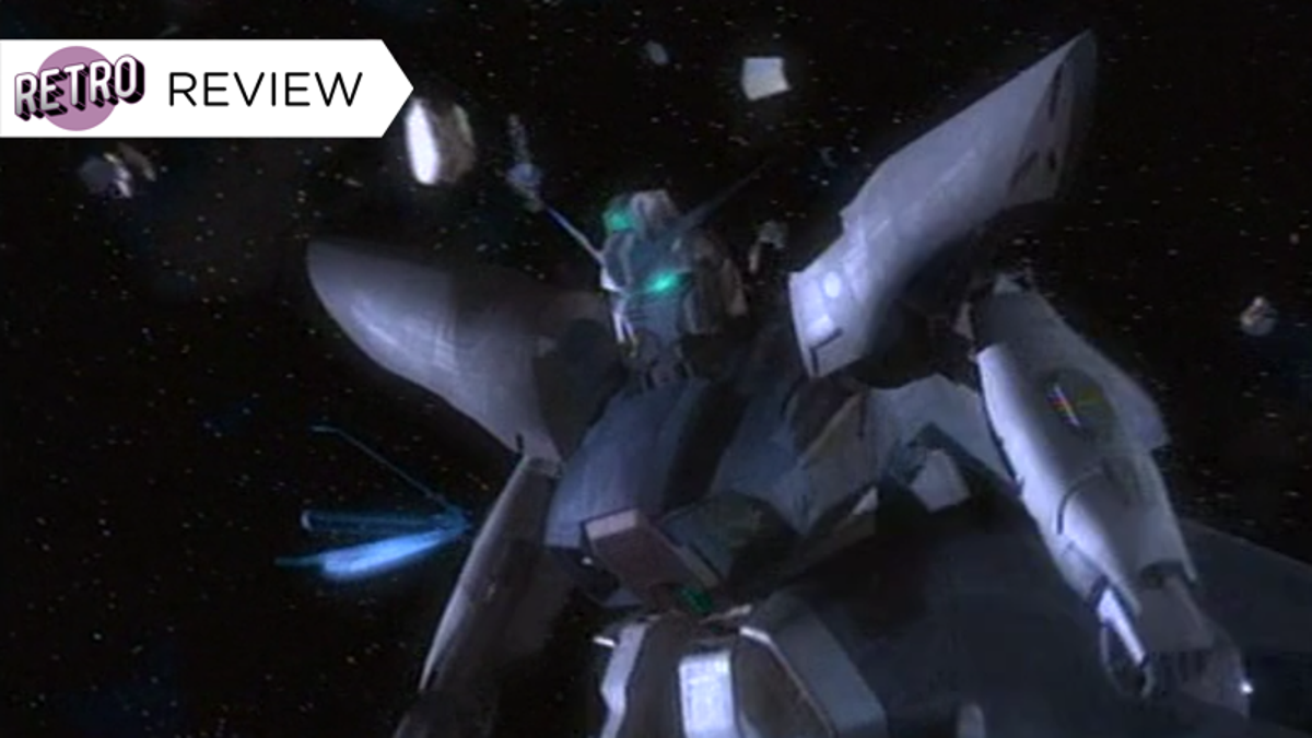 There's No Way Netflix's Gundam Movie Can Be as Bad as G-Saviour