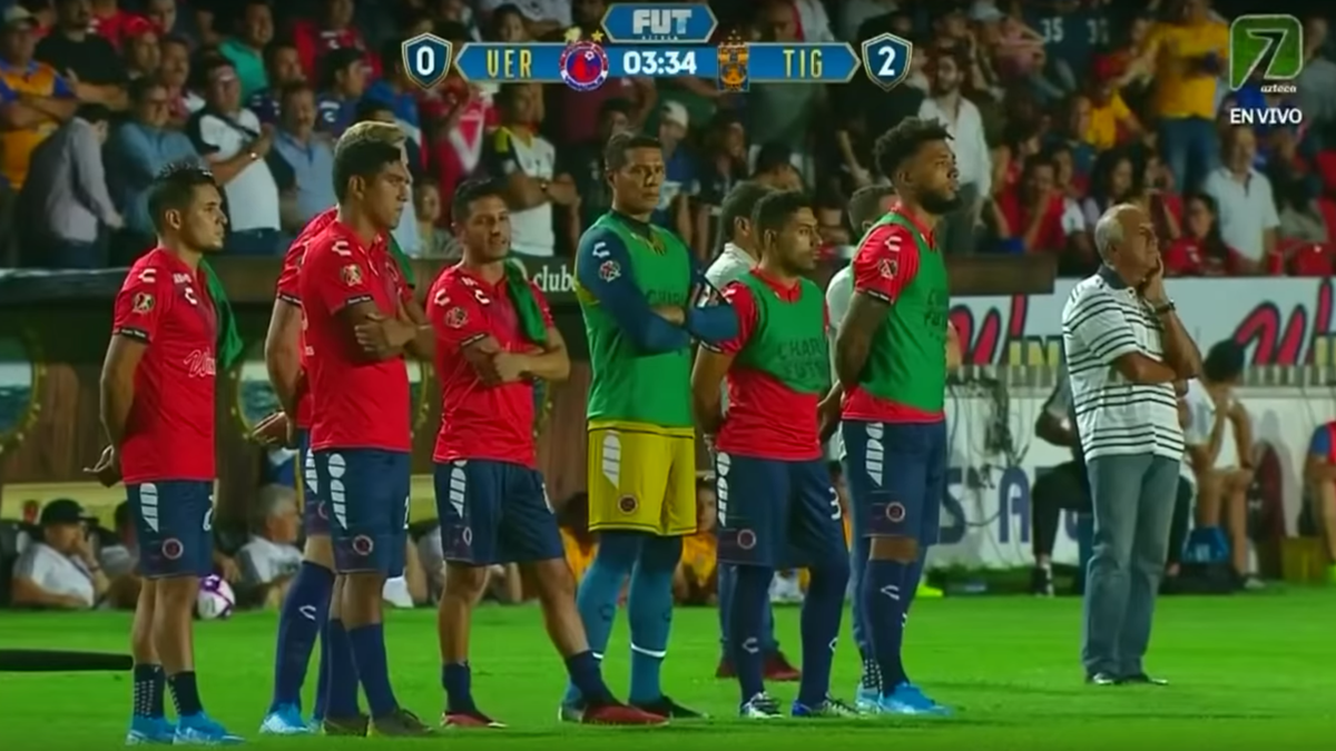 Liga MX Club Allows Two Uncontested Goals While Protesting Unpaid Wages