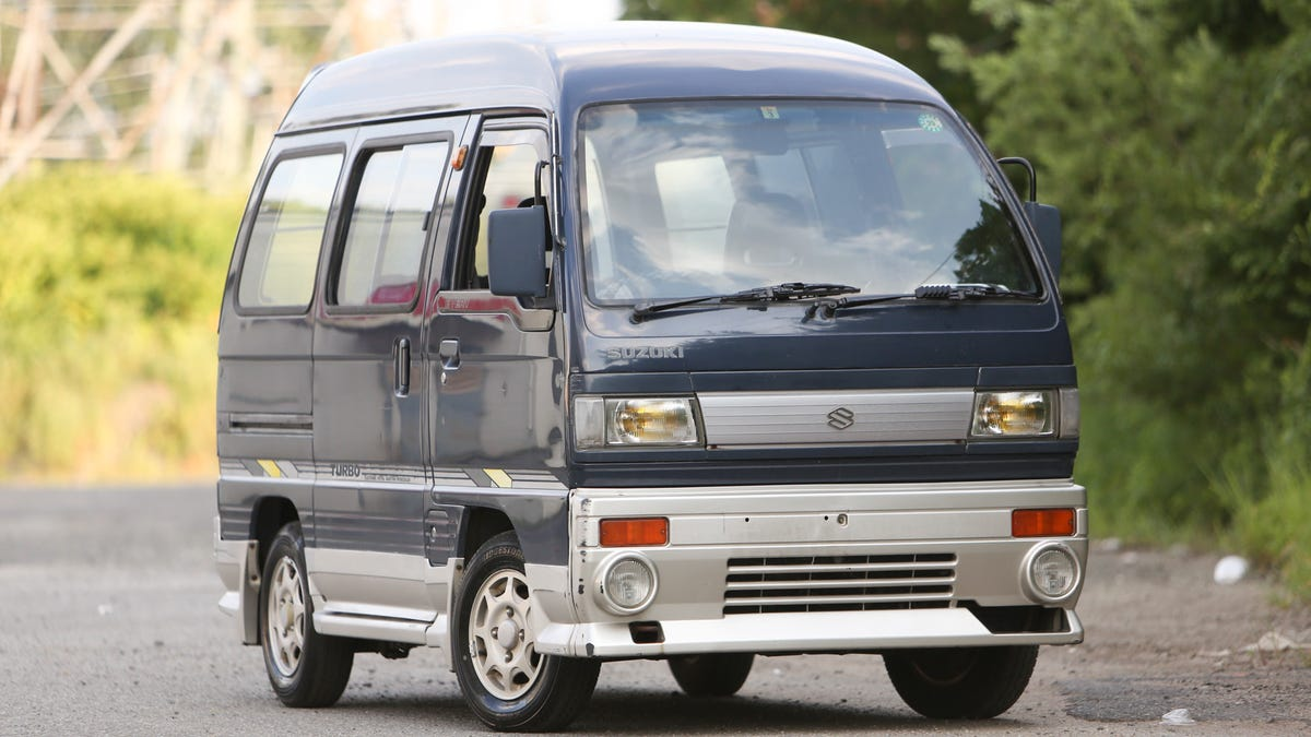 I'm Importing A Second Car From Japan Because Kei Vans Are Ridiculously Cheap