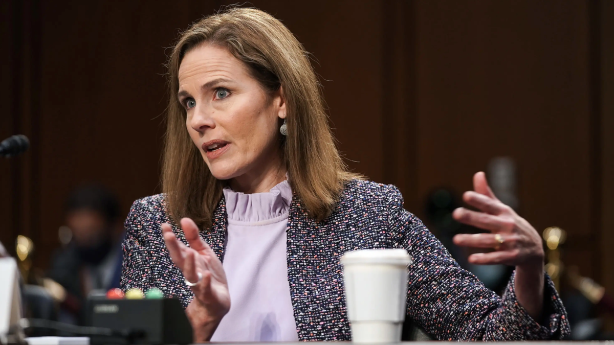 Amy Coney Barrett Is Not Like All the Other Girls