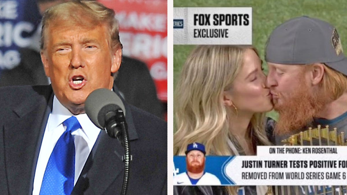 Tuesday night Donald Trump and Justin Turner chose to be COVID-19 Superspreaders