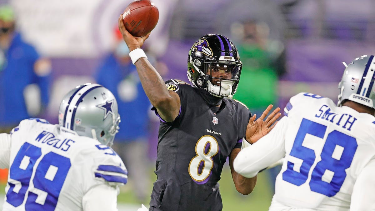 Lamar Jackson has chance to silence the critics tonight