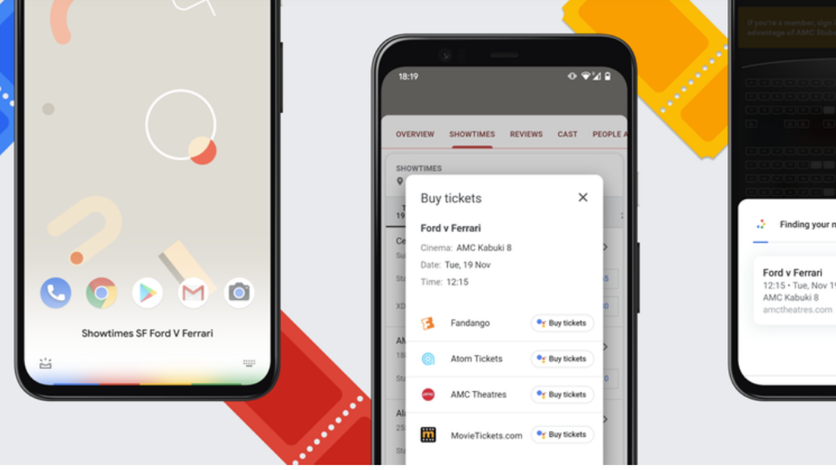 Use Google Assistant to Buy Movie Tickets Quickly