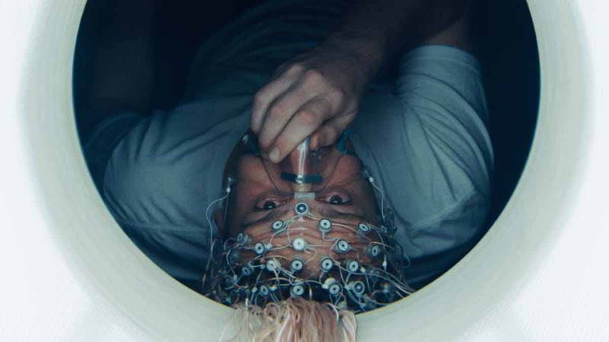 There's life after death in the twisty, soapy science-fiction indie <i>The Discovery</i>