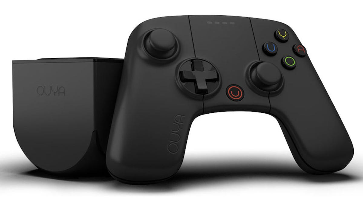Here's The New Ouya, Available Now