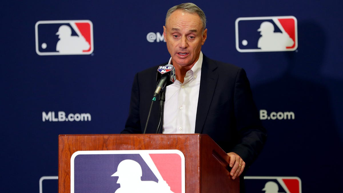 Rob Manfred Confident MLB Doing Enough To Market Stars Like Mike Trout And The Japanese Guy - the onion