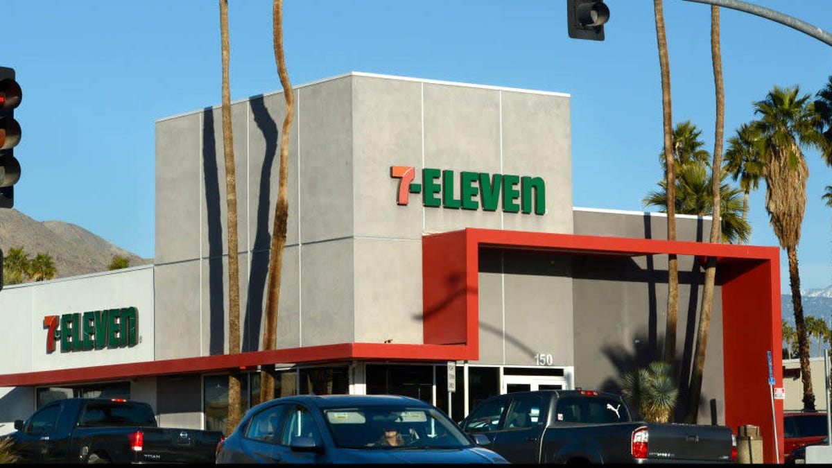 7-Eleven is opening a taco drive-thru in Dallas