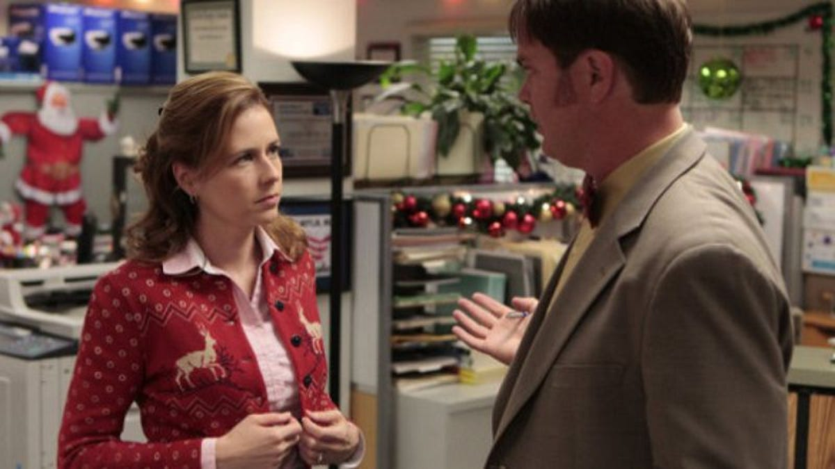 """The Office: """"Classy Christmas"""""""