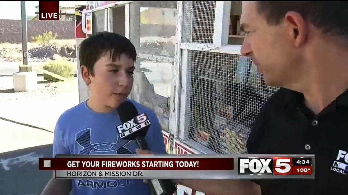 Meteorologist Enlists Son To Own Him On Live Broadcast