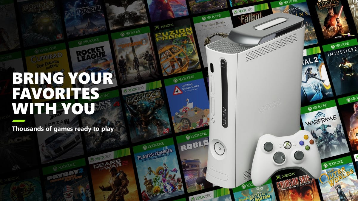 Xbox 360 Users Are Getting Free Cloud Saves To Help Upgrade To Series X/S
