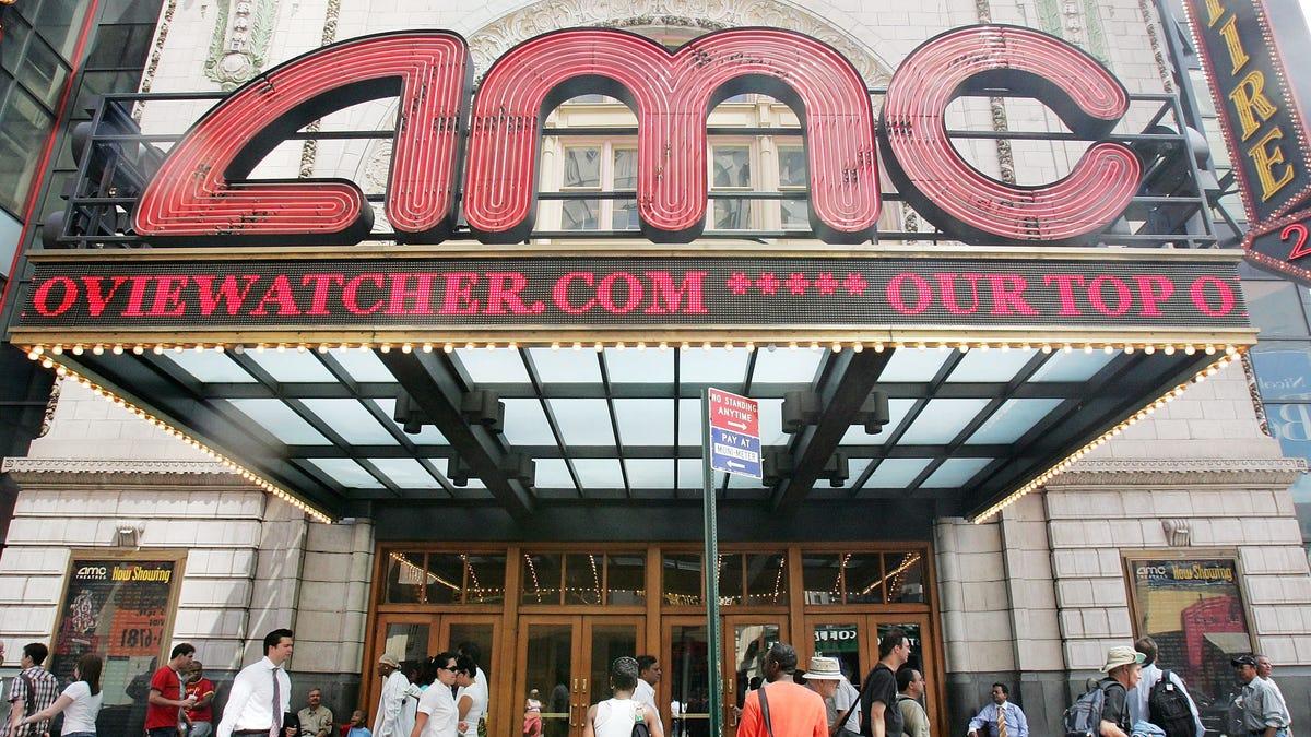 The Slow Death of AMC Theatres