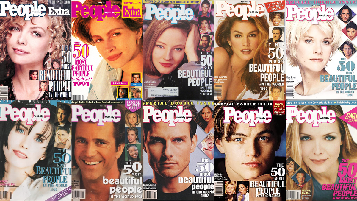 Inside the Making People's Iconic '50 Most Beautiful' Issue