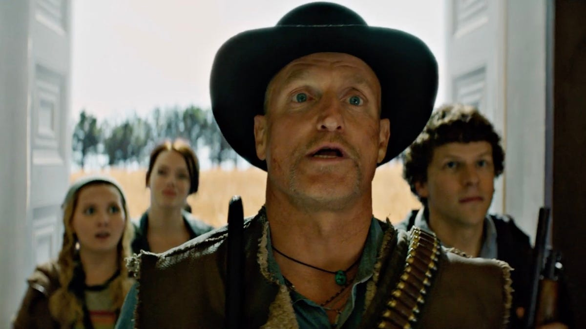 The First Zombieland: Double Tap Trailer Is Full of Slow Motion and Surprises