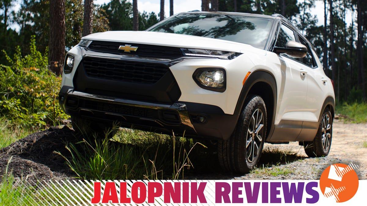 2021 Chevrolet Trailblazer The Jalopnik Review