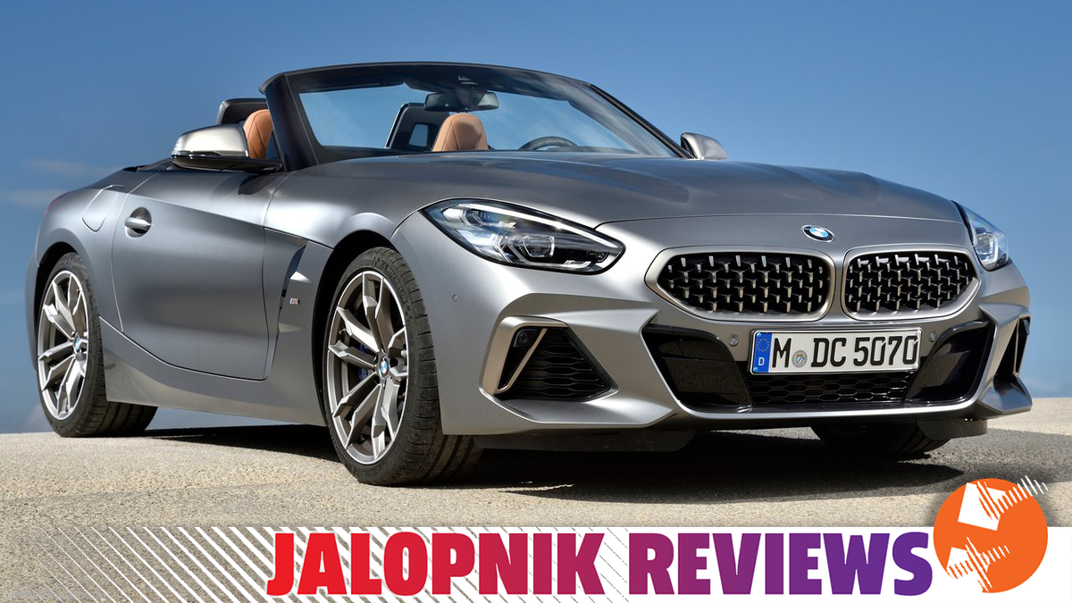 2020 BMW Z4 M40i Jalopnik Review: Now I Hate Myself