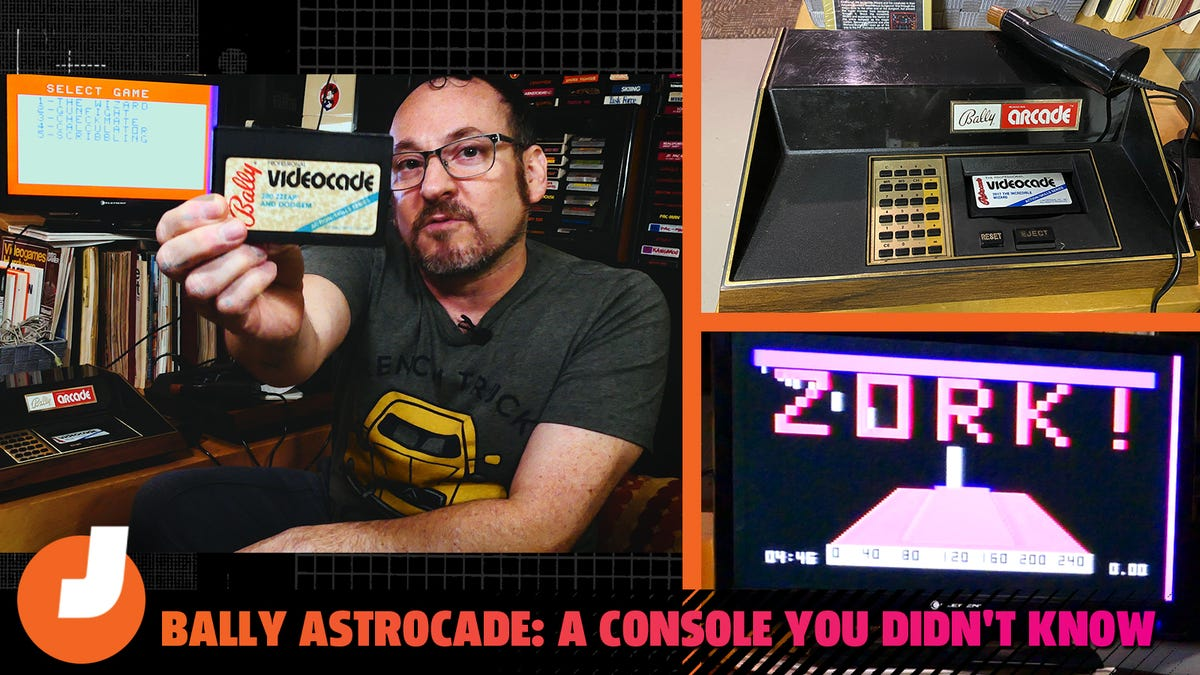 The Torchinsky Files: I'm Betting Most Of You Have Never Seen A Bally Professional Arcade