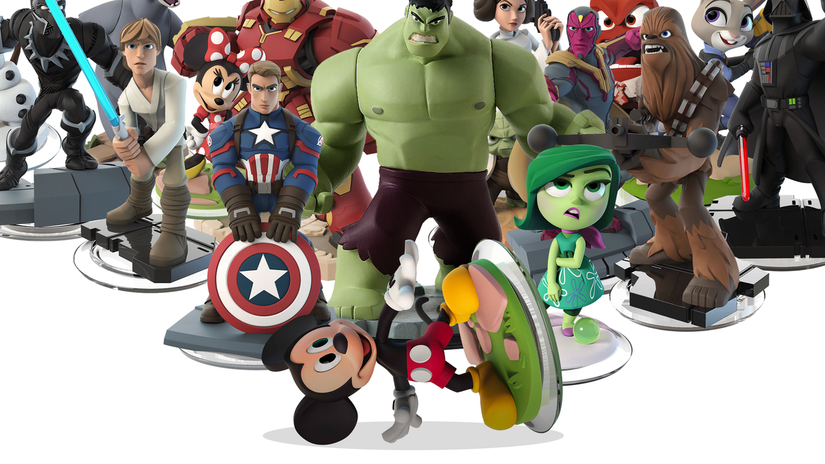 Sources: The Ambitious (Now Cancelled) Plans For Disney Infinity's Future Included Rogue One, Bigger Figures