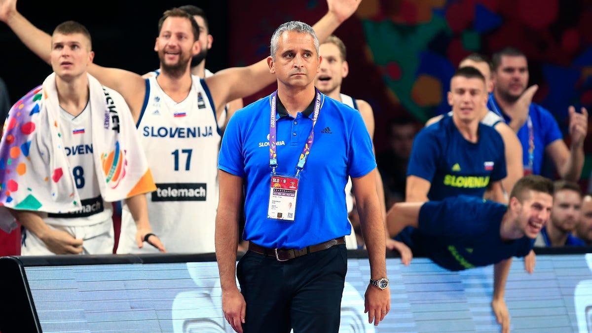 Even If You Haven't Heard Of New Suns Coach Igor Kokoškov, He's Ready