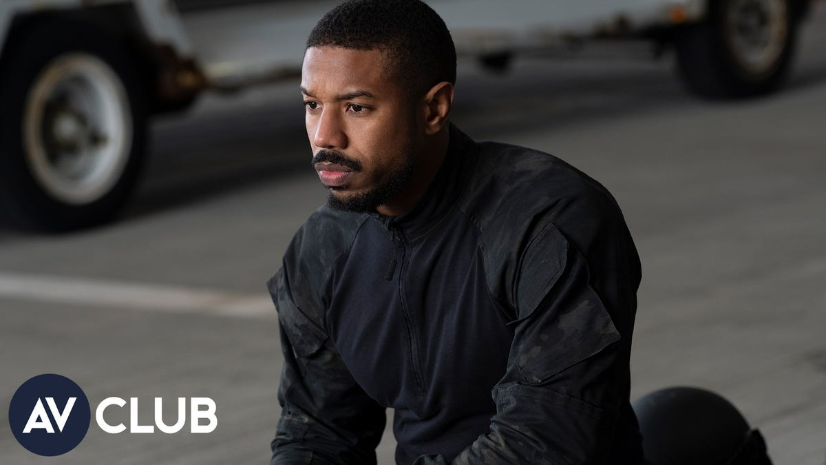 Michael B. Jordan's been preparing for Without Remorse for years