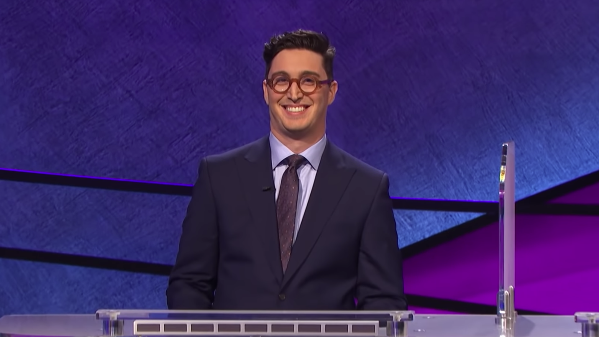 Jeopardy! picks former champ Buzzy Cohen to host its Tournament of Champions