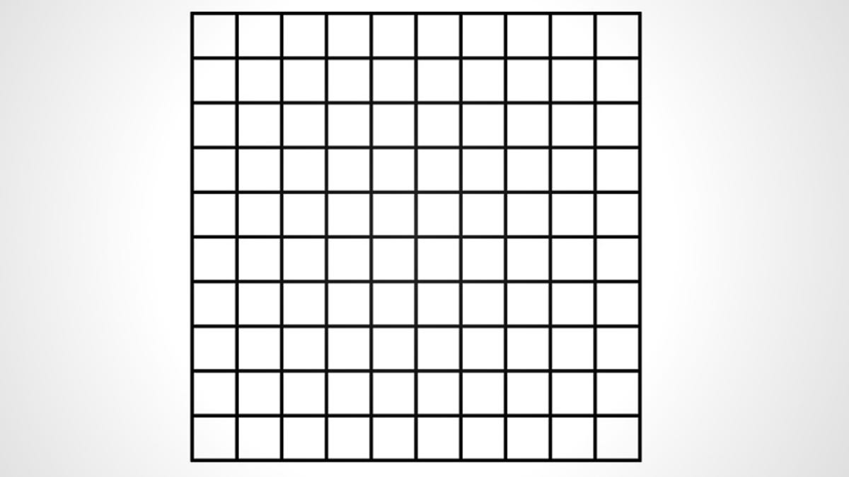 How You Can Reassess Your Daily Routine With a 100-Block Grid