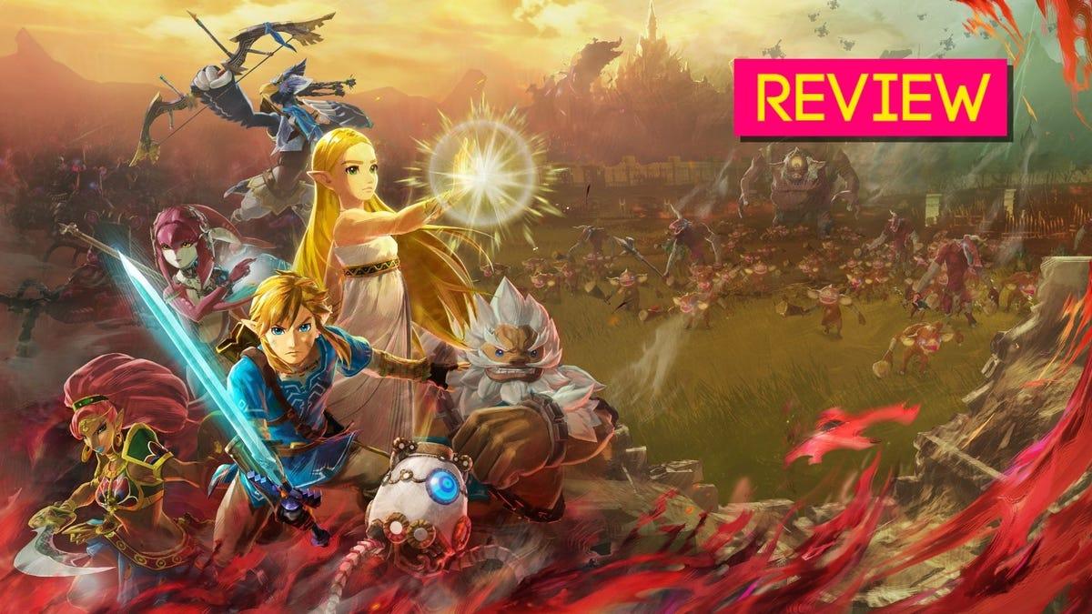 Hyrule Warriors: Age Of Calamity: The Kotaku Review