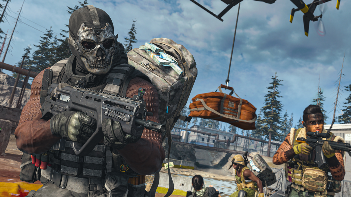 Call of Duty's Warzone Has Seen Better Days