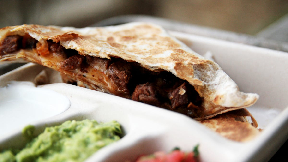Chipotle finally releases a quesadilla, and yes, it's good