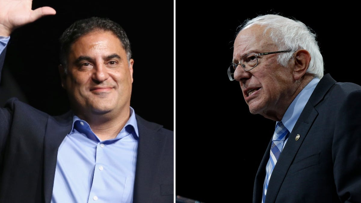 Why Did Bernie Sanders Endorse the Extremely Gross Sexist Cenk Uygur