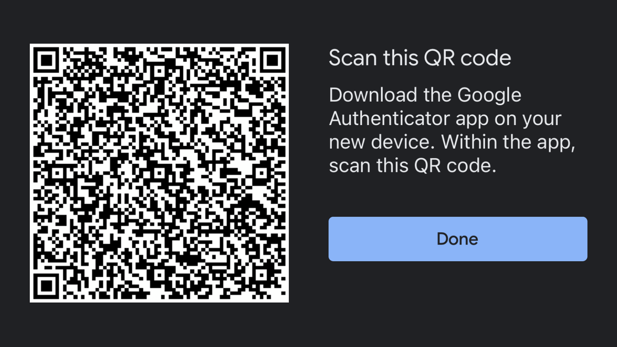 How to Move Google Authenticator to a New iPhone
