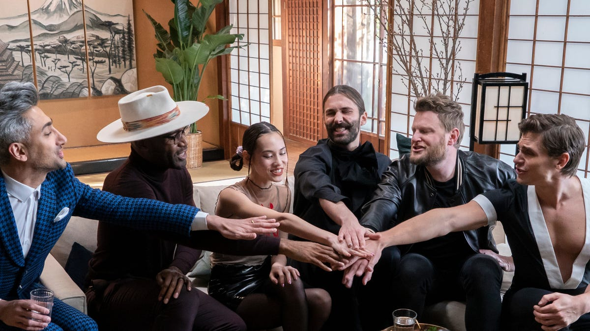 The Fab Five go global in the trailer for Queer Eye: We're In Japan!