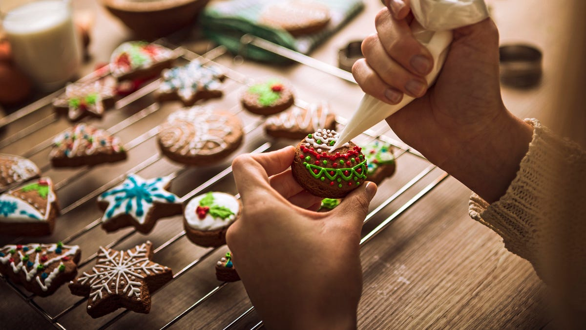 How to bake holiday cookies that will make your great-aunt scream with pleasure