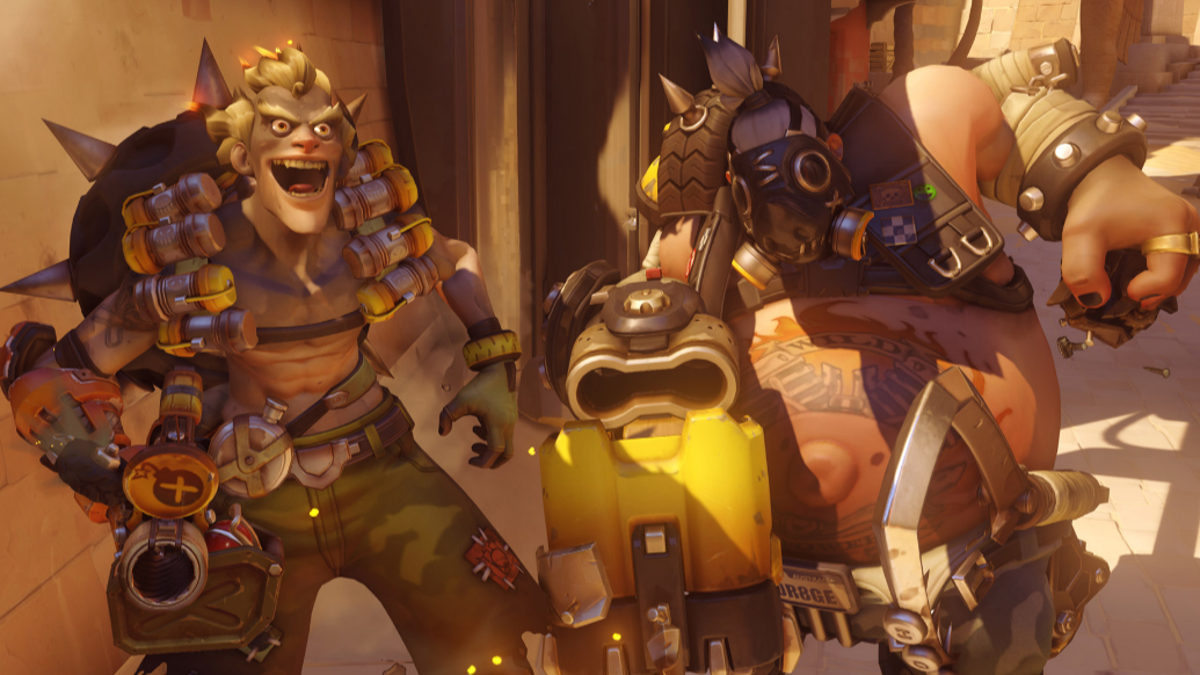Overwatch's Competitive Mode Will Let You Earn Golden Guns, Other Special Rewards