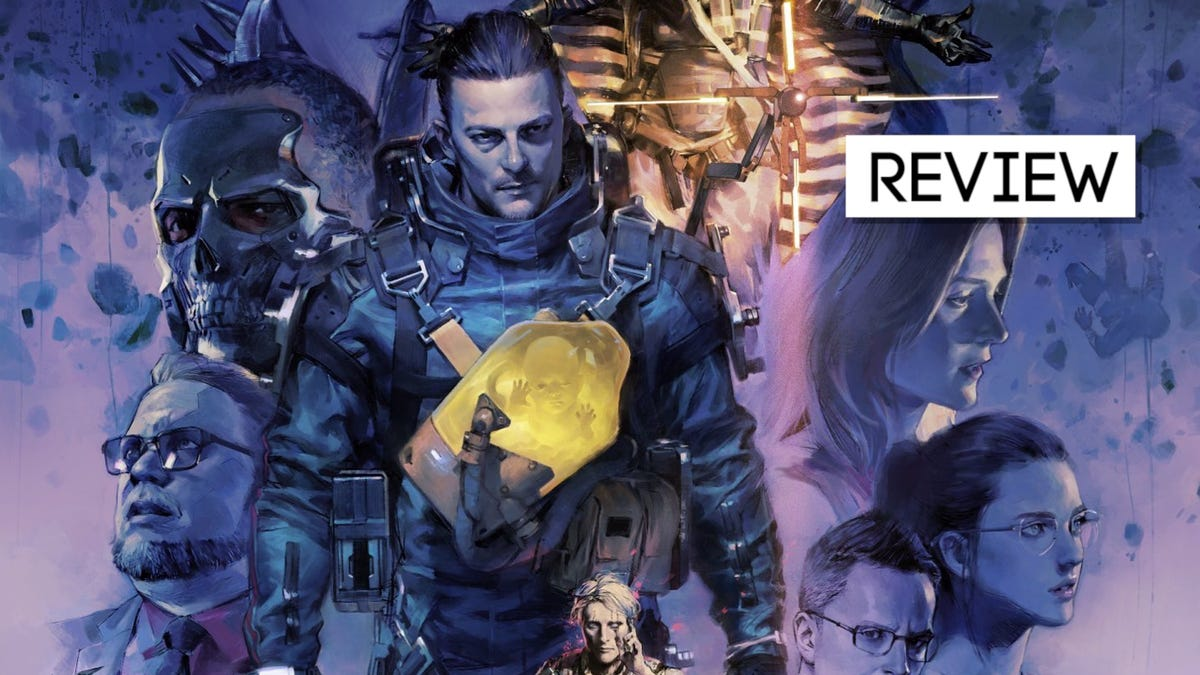 Death Stranding: The Kotaku Review