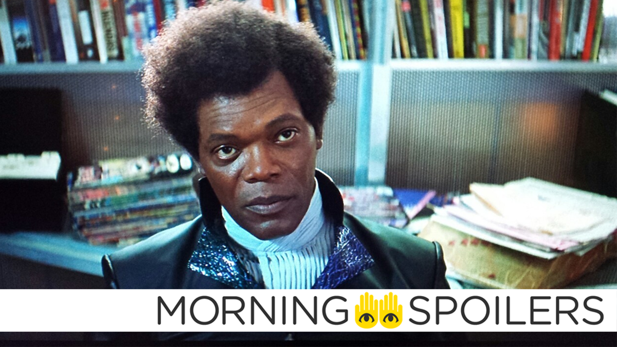 Our First Look at Samuel L. Jackson's Return to the Unbreakable Universe
