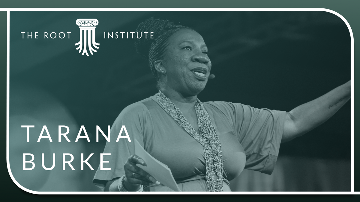 The Movement Will Be Intersectional: Tarana Burke on Inclusion, Integrity and the Evolution of Me Too