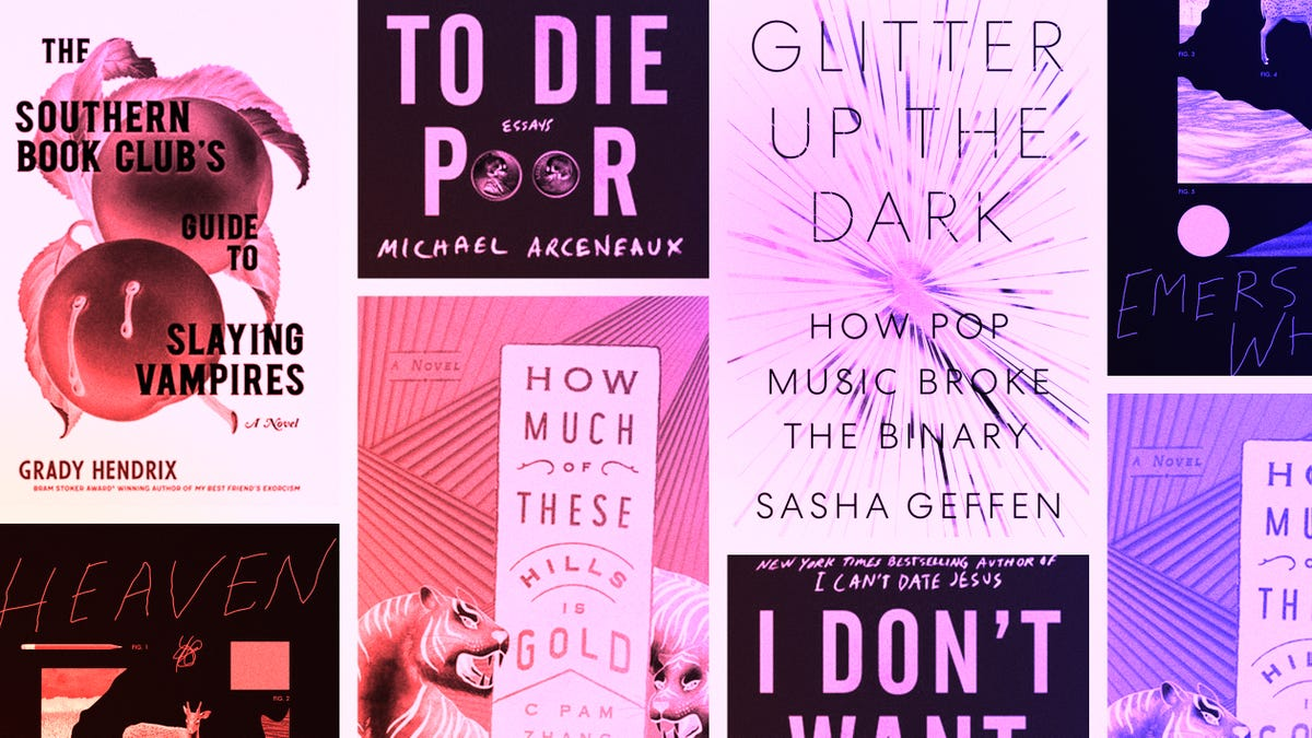 5 new books to read in April